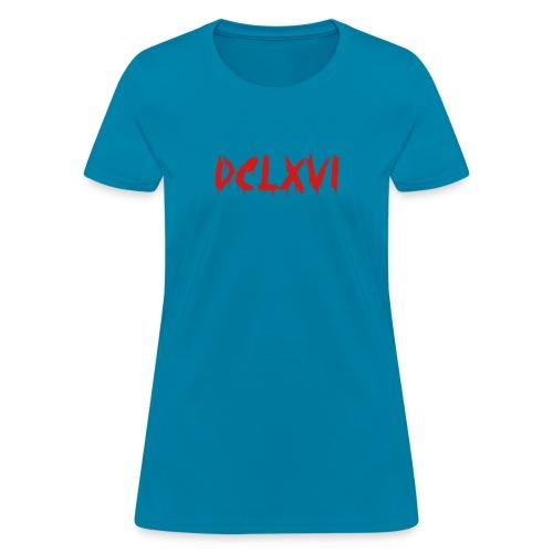 Roman 666 - Women's T-Shirt