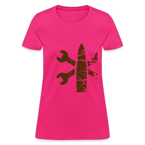 grease-export - Women's T-Shirt