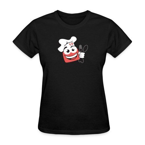 FoodTube Dude - Women's T-Shirt