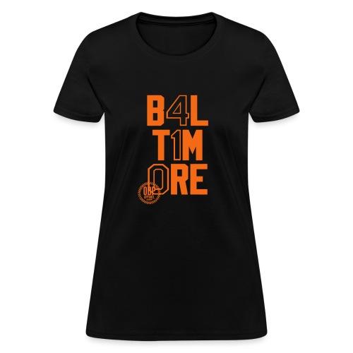 b4l - Women's T-Shirt