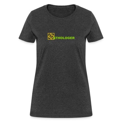 mathologer - Women's T-Shirt