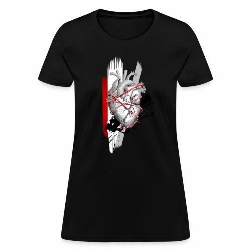 Heart Attack - Women's T-Shirt