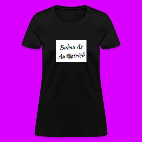 ipod touch ostrich box - Women's T-Shirt