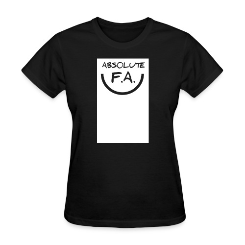 Absolute FA smiley - Women's T-Shirt