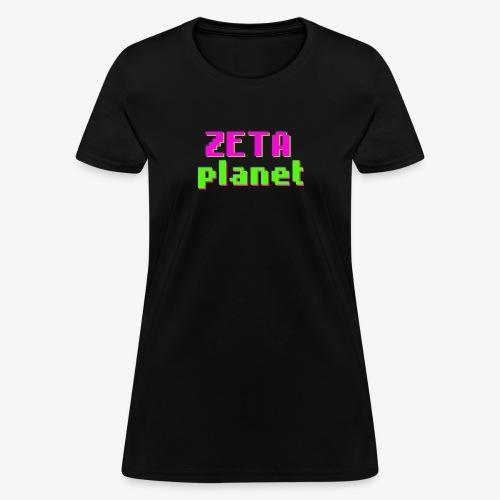 ZetaPlanet - Women's T-Shirt
