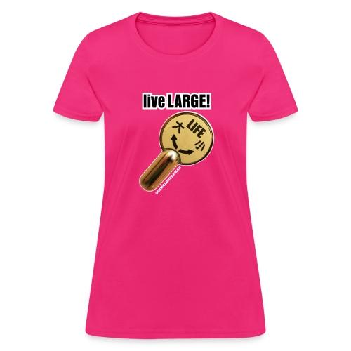 flusher - Women's T-Shirt