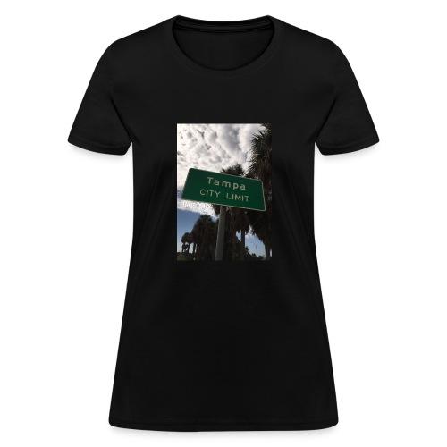 The City Limit tee - Women's T-Shirt