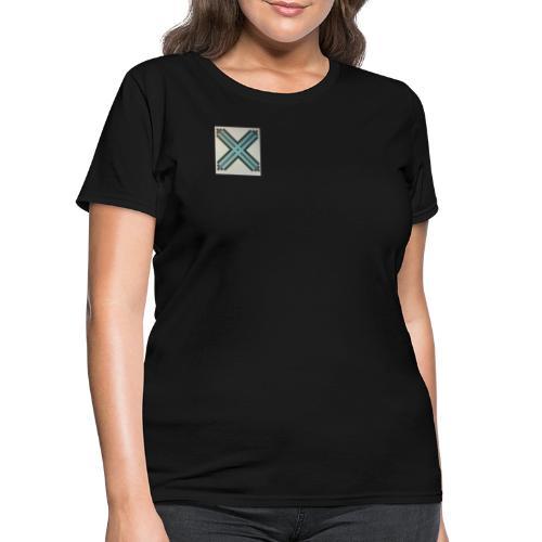 Blue XaRo - Women's T-Shirt