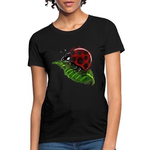 Lady Bug - Women's T-Shirt