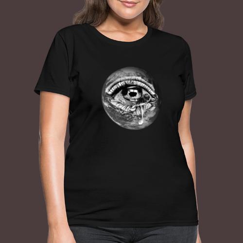 D1T Our World Cry Merch - Women's T-Shirt