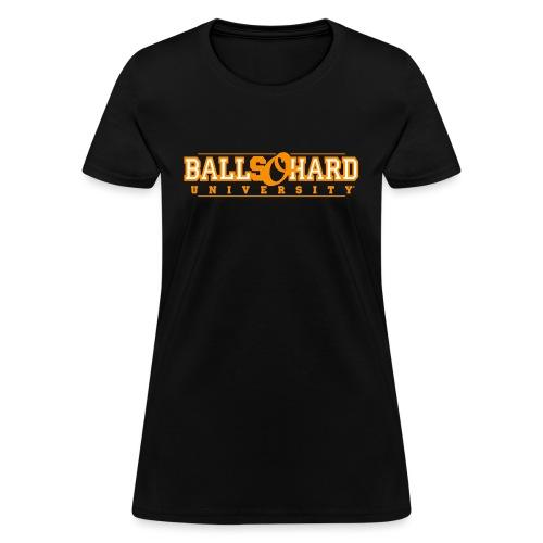 BSHU_Collegiate2 - Women's T-Shirt
