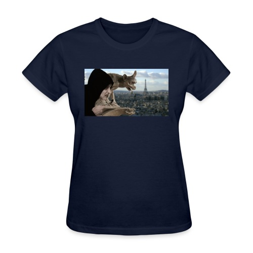 hsmparisgargoyle - Women's T-Shirt