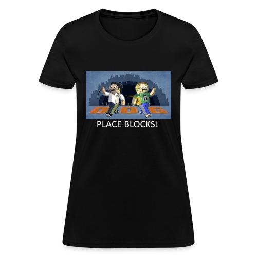 benblockswhite - Women's T-Shirt
