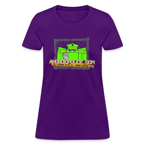 w jack Design 7 - Women's T-Shirt