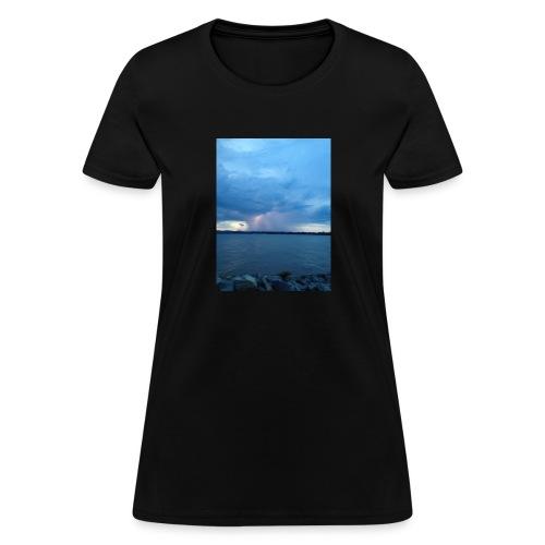 Storm Fall - Women's T-Shirt