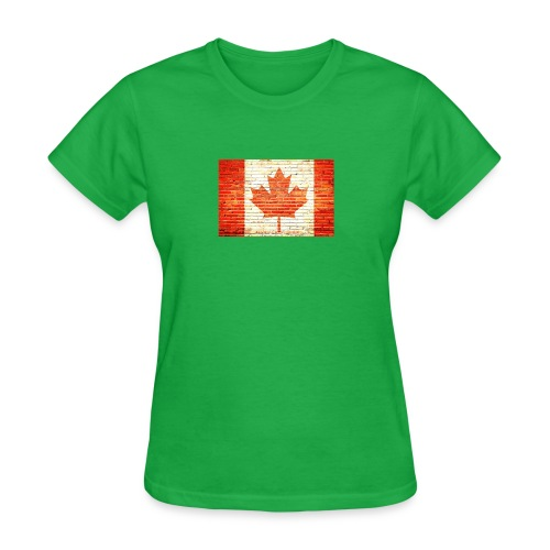 Canada flag - Women's T-Shirt