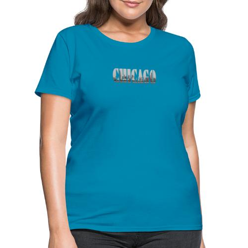 chicago-alpha - Women's T-Shirt