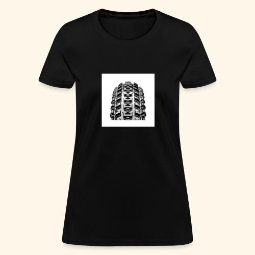 pneu vtt 29 crossmark lust - Women's T-Shirt