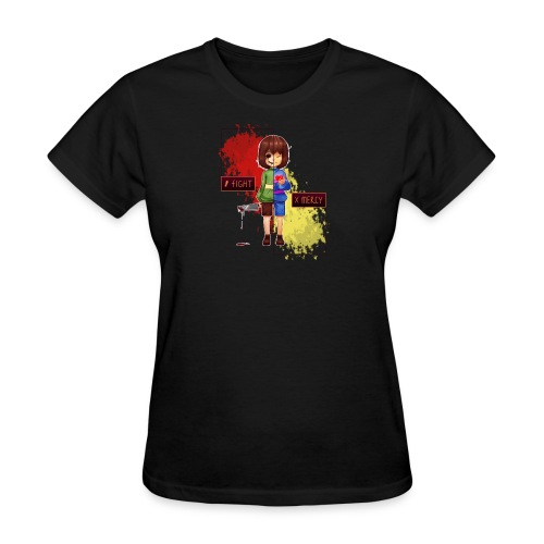 Fight or Mercy? - Women's T-Shirt