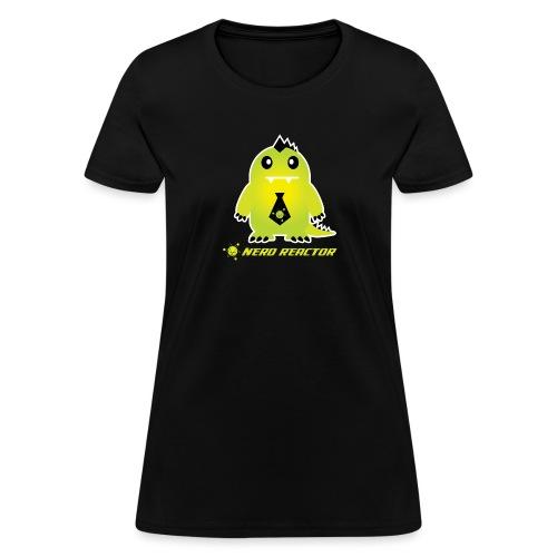 Nerdzilla png - Women's T-Shirt