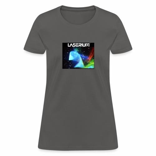 LASERIUM Laser spiral - Women's T-Shirt