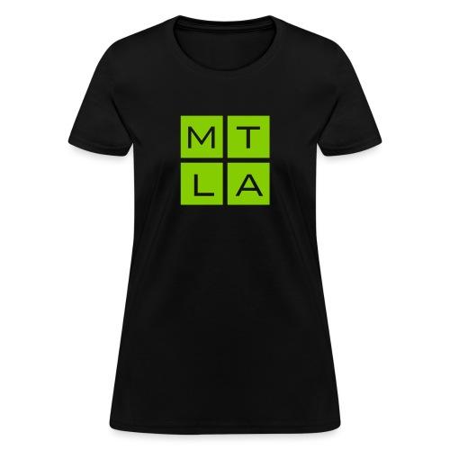 MTLAsq - Women's T-Shirt
