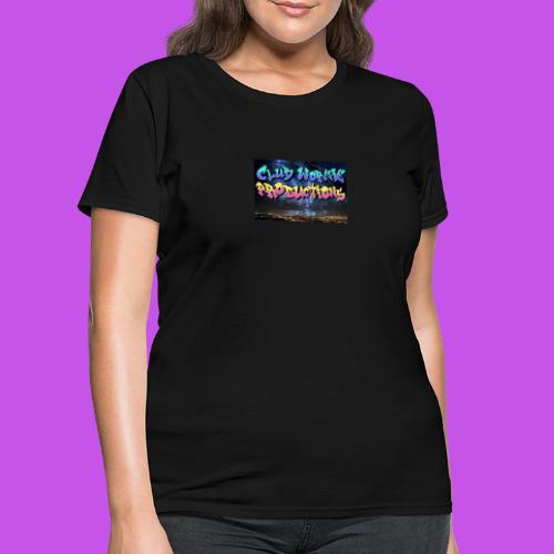 Club Wormie Productions 2 - Women's T-Shirt