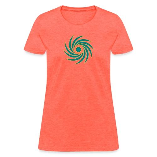 Whirl - Women's T-Shirt