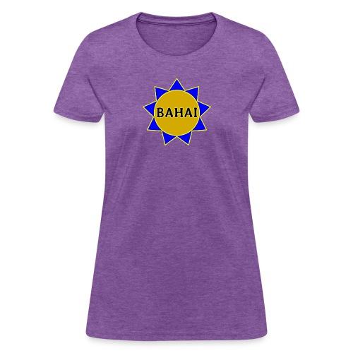 Bahai star - Women's T-Shirt