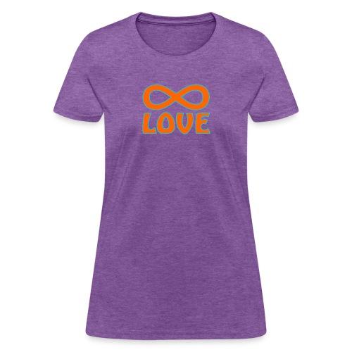 endless love - Women's T-Shirt