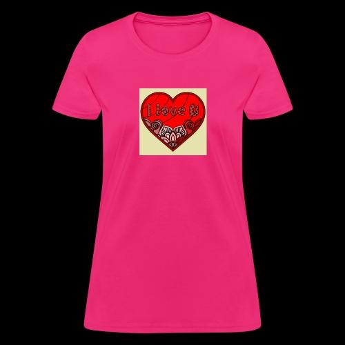 DE1E64A8 C967 4E5E 8036 9769DB23ADDC - Women's T-Shirt