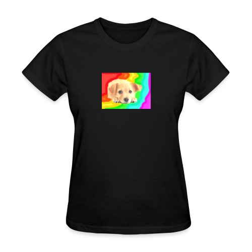 Puppy face - Women's T-Shirt