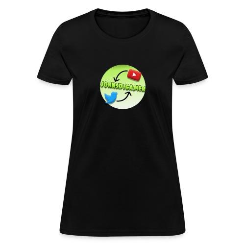 JohnSD1Gamer - Women's T-Shirt