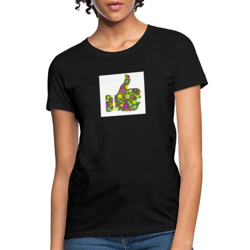 Greenflowerthumb - Women's T-Shirt