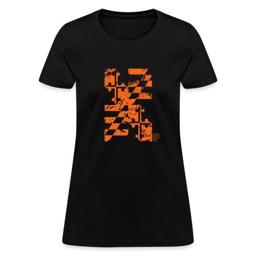 fauxback obp2 - Women's T-Shirt