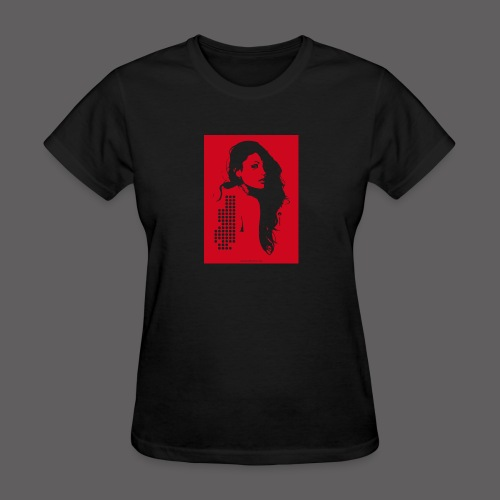darkdiscored - Women's T-Shirt