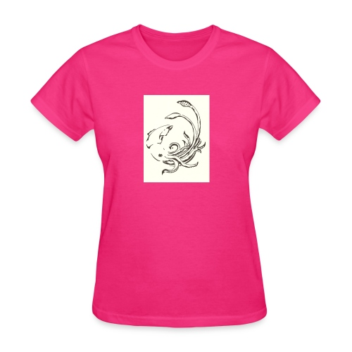 Red Devil - Womens Standard - Women's T-Shirt
