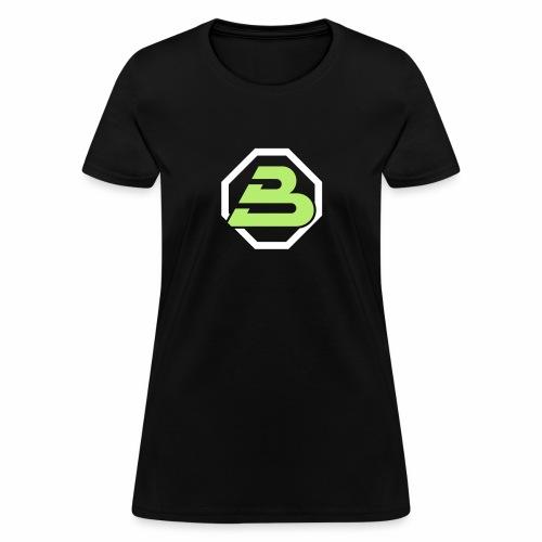 Blacktron Dos: (Black Shirt) - Women's T-Shirt