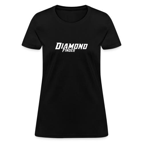 Diamond Finder Logo 2019 - Women's T-Shirt