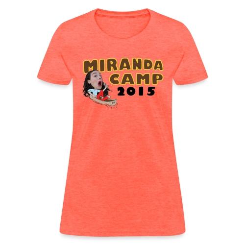 mirandacamp02 - Women's T-Shirt