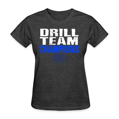 drillteam - Women's T-Shirt