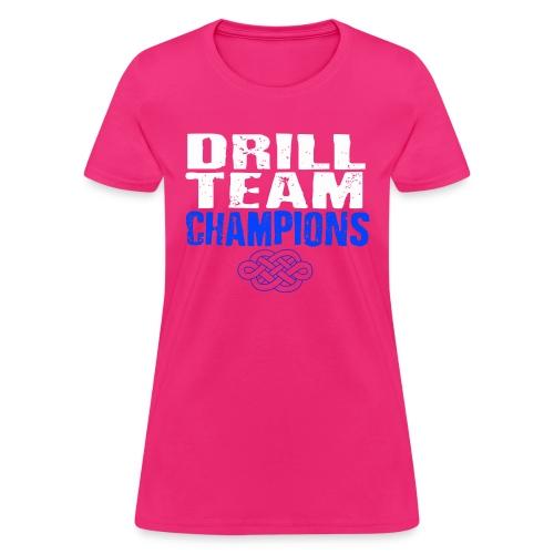 drillteam - Women's T-Shirt