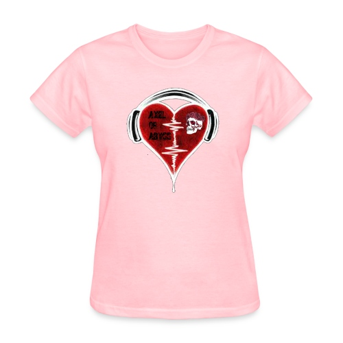 Axelofabyss Music in your heart - Women's T-Shirt