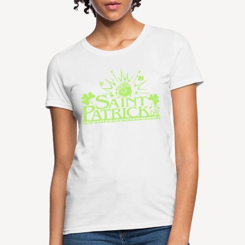 ST PATRICK'S DAY - Women's T-Shirt
