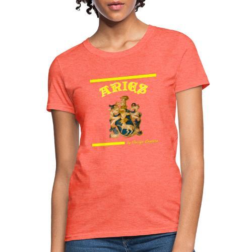 ARIES YELLOW - Women's T-Shirt