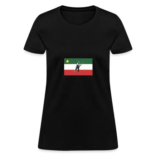 Patriote 1837 Indépendance - T-shirt pour femmes