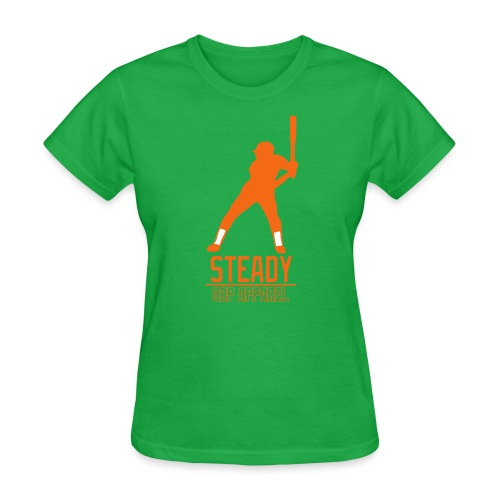 steady - Women's T-Shirt