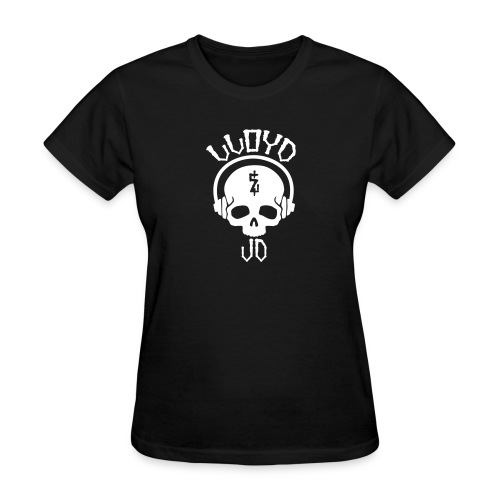 Lloyd JD Logo - Women's T-Shirt