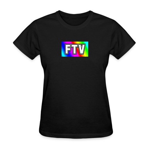 Rainbow FTV - Women's T-Shirt