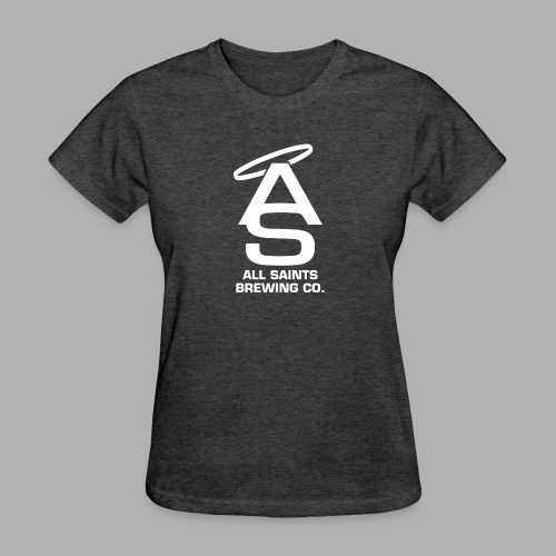 AS Logo white - Women's T-Shirt